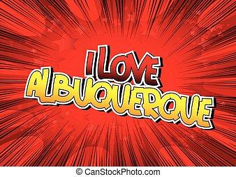 albuquerque, amor