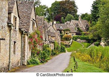 Aldea Quiant Cotswold, Inglaterra