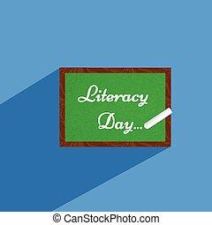 alfabetismo, día