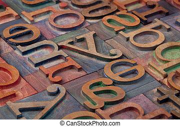 Alfabeto abstracto