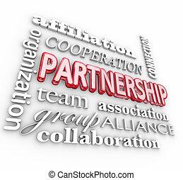 Alianza por la Asociación de Collage