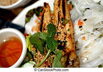 alimento, vietnamita