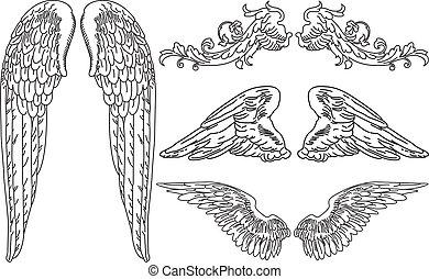 Alitas de ángel
