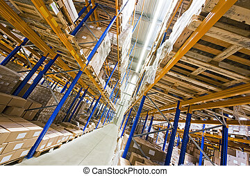 almacenamiento, estantes