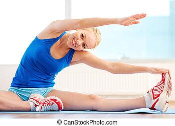 alto, flexibilidad