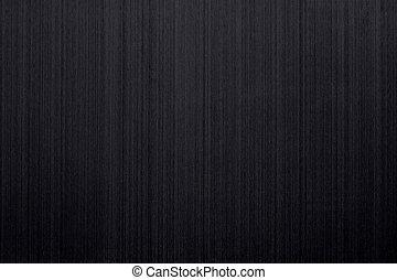 Aluminio negro