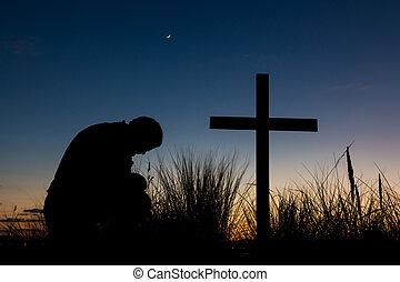 amanecer, oración