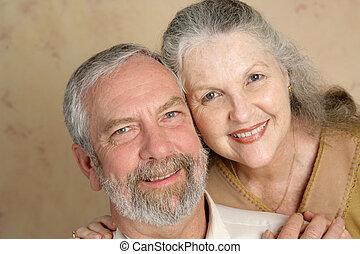 Amar a una pareja madura