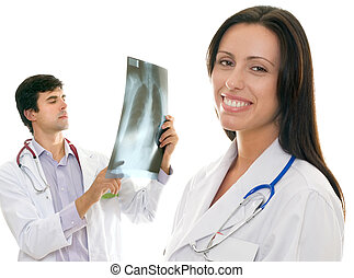 Amistosos médicos de salud