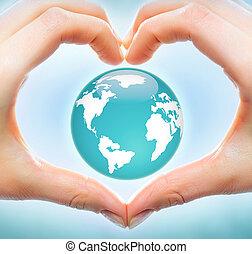 Amor a la tierra