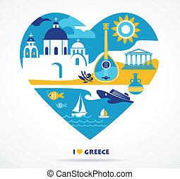 amor, grecia