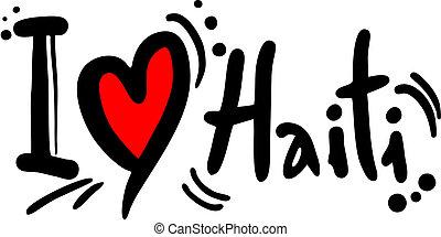Amor haiti