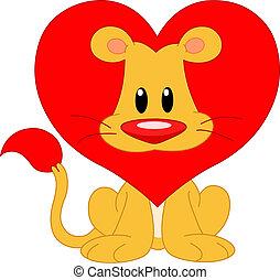 Amor león