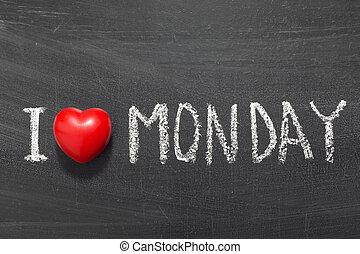 amor, lunes