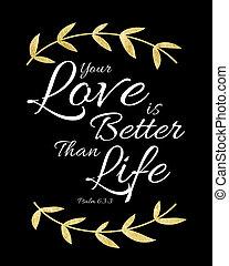 amor, que, mejor, su, vida