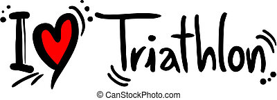 Amor triatlón