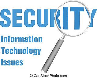 Ampliando el enfoque en las cuestiones de la tecnología de la tecnología informática