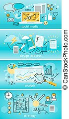 Análisis de las redes sociales y estrategia