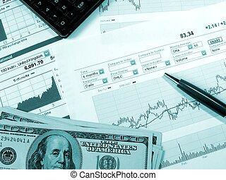 Análisis de mercado de valores