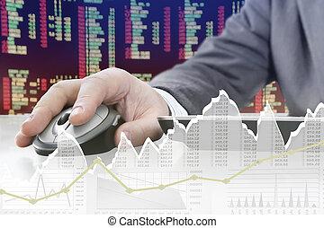 Analizando datos en la computadora