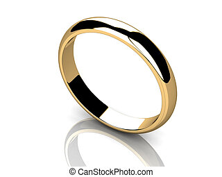 anillo, boda