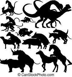 Animales apareándose