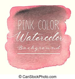 Antecedentes abstractos rosados. Ilustración de vectores.