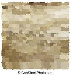 Antecedentes antiguos de color marrón grunge decorativo