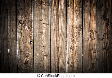 Antecedentes antiguos de madera