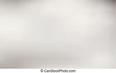 Antecedentes borrosos y grises. Color de textura suave. Ilustración de vectores. Pálido patrón de página web