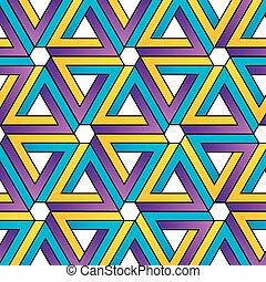 Antecedentes con triángulos penrose