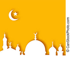 Antecedentes de arquitectura islámica, ramadan kareem