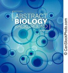 Antecedentes de biología abstracta vectorial