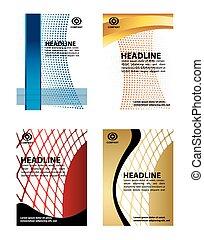 Antecedentes de folleto
