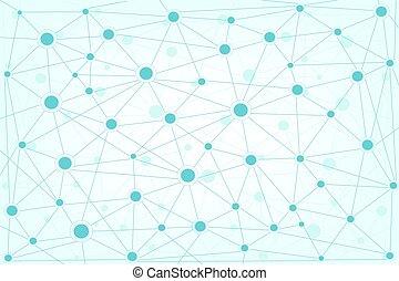 Antecedentes de la red global