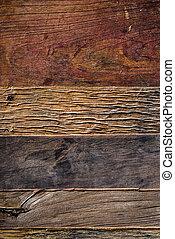 Antecedentes de madera de antes