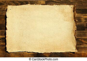 Antecedentes de papel