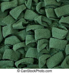 Antecedentes de tela verde