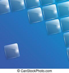 Antecedentes de vidrio