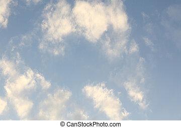 Antecedentes del cielo