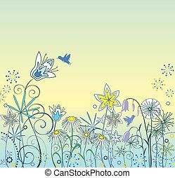 Antecedentes florales