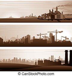 Antecedentes industriales y paisajes urbanos