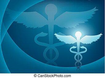 Antecedentes médicos con icono