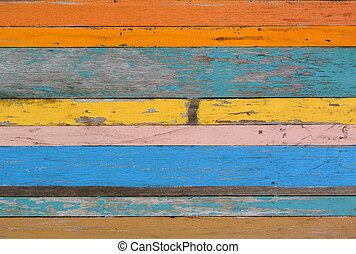 Antecedentes materiales de madera para papel pintado Vintage