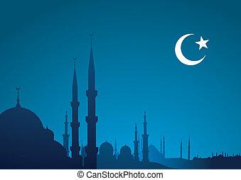 Antecedentes religiosos azules