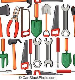Antecedentes sin capas con herramientas
