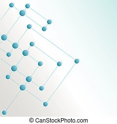 Antecedentes tecnológicos de colores de la red