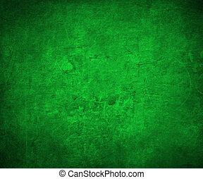 Antecedentes verdes