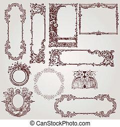 antigüedad, marcos, victoriano