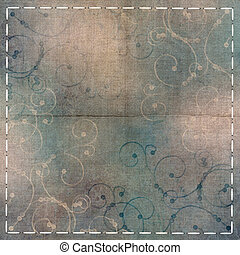 Antiguo fondo de textura antigua